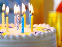 Свечи на день рождения упаковке 24 шт