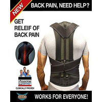 Корректор осанки Back Pain