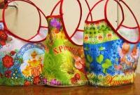 Пасхальные сумки для кулича и яиц в ассортименте