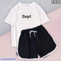 Шорты и белая футболка ANGEL SV