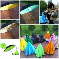 Умный двусторонний зонт