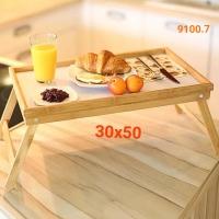 Столик для завтрака в постель БАМБУК