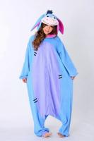 Кигуруми для взрослых пижамка ослик Иа