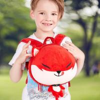 Детский рюкзак лисёнок