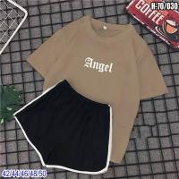 Шорты и каппучино футболка ANGEL SV