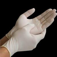 Латексные перчатки 1 пара