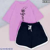 Шорты и Розовая футболка GRACE SV