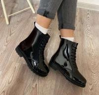 Резиновые ботинки на тракторной подошве 93-1 RZ85