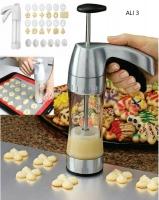 Кулинарный шприц инструмент для печенья, канапе