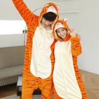 Кигуруми для взрослых пижамка тигруля