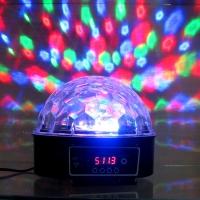 Светодиодный Диско шар LED Magic Ball Light Новая цена