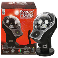 Лазерный проектор Kooper Superstar Laser