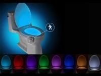 Подсветка для унитаза с датчиком движения ALI