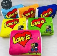 Подушка Размер 30х20см LOVE IS...