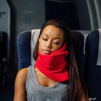 Подушка-шарф для путешествий unisex