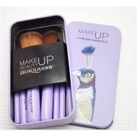 Набор из 7 кистей для макияжа MAKE UP BEAUTY