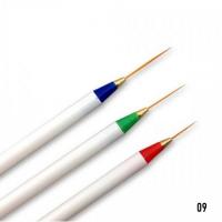 Набор кистей для дизайна ногтей 105