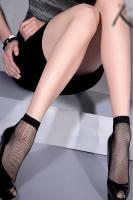Носки в мелкую сетку 619 Катюша Новая цена