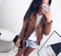Куртка спандекс песочная S30 M116