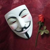 Маска Anonimous