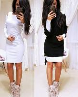 Двойка платье и туника графит RH RX