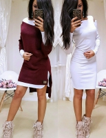 Двойка платье и туника бордо RH RX