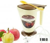 Электрический мини чайник 0,5 + ложка 09100.01 Новая цена