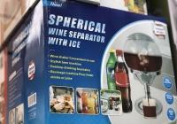 Spherical wine separator with ice дозатор для напитков 865|110