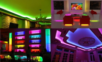 Светодиодная RGB лента 5 метров