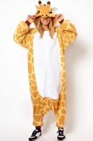 Кигуруми для взрослых пижамка жираф