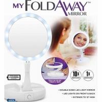 Зеркало со светодиодами FoldAW