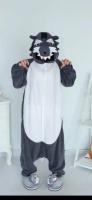 Кигуруми пижамка для взрослых Волк