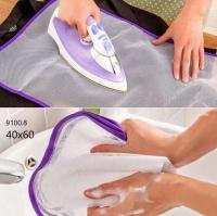 Сетка для глажки белья Ткань для утюга 40х60см