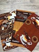 Вафельное полотенце COFE 35х55