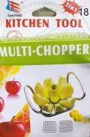 Ручная овощерезка 3 в 1 MULTI CHOPPER