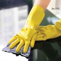 Перчатки силиконовые для уборки