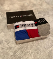 Набор из трех мужских трусов в коробке TOMM 022-11